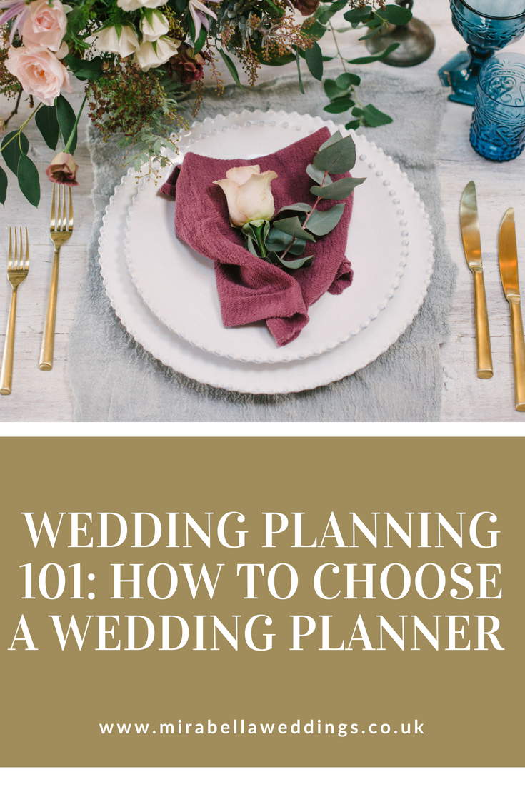 Thinking about choosing a wedding planner, but struggling to know where to begin? Read our guide to help you choose the wedding planner for you. www.mirabellaweddings.co.uk