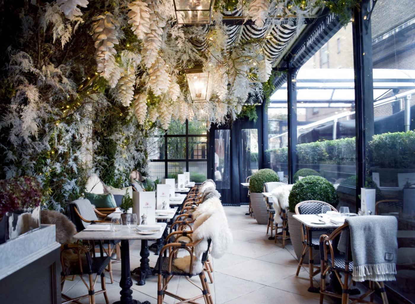 stylish wedding London