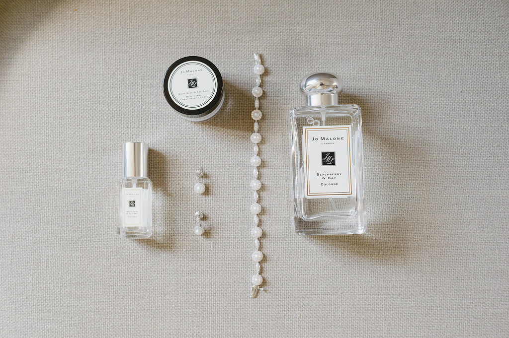 Jo Malone luxury wedding