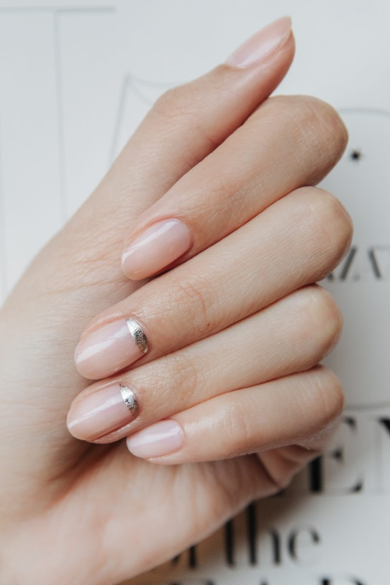 DryBy luxury bridal nails