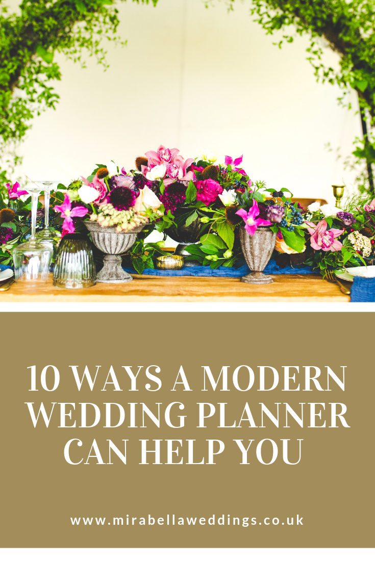 10 Ways A Modern Wedding Planner Can Help You Plan Your Luxury Wedding