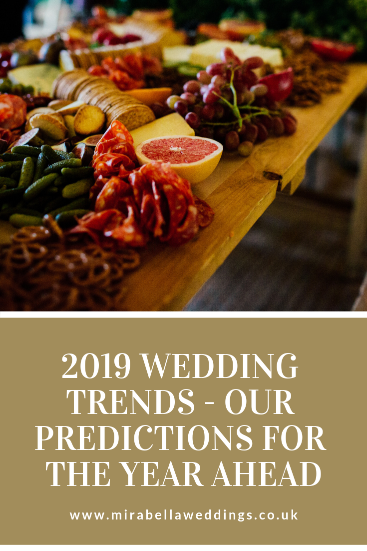 Mirabella Weddings - 2019 Wedding Trends