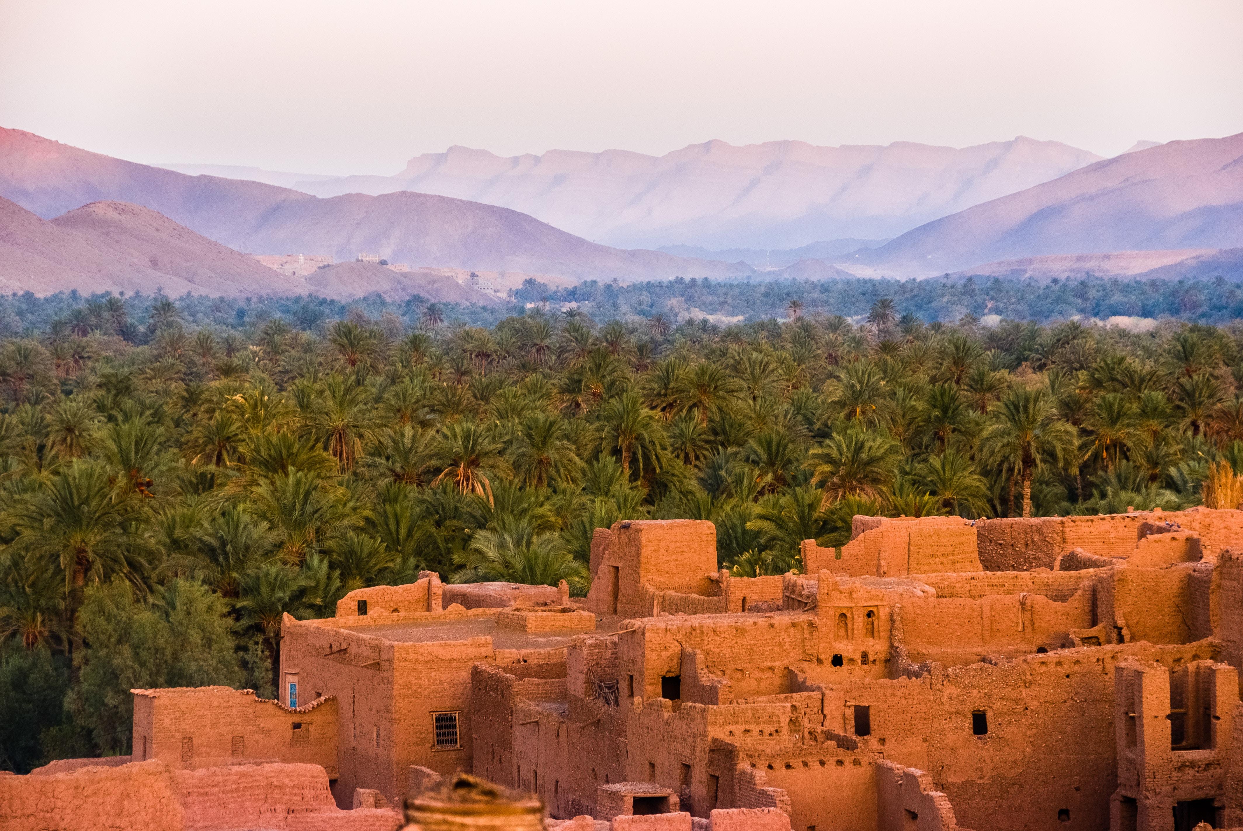 Luxury honeymoon planner - Morocco
