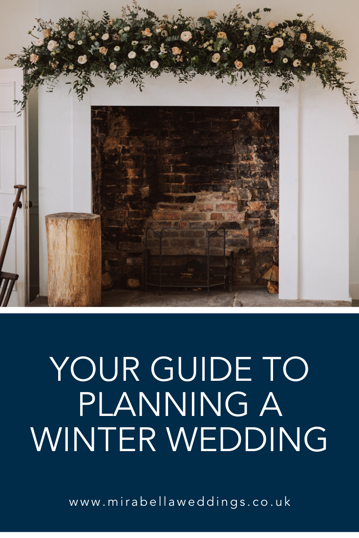 Mirabella Weddings | UK Wedding Planner | Your Guide to Planning a Winter Wedding