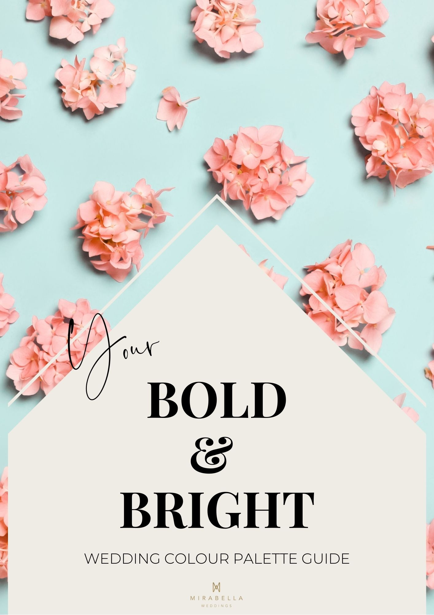 Wedding Colour Palettes - BOLD